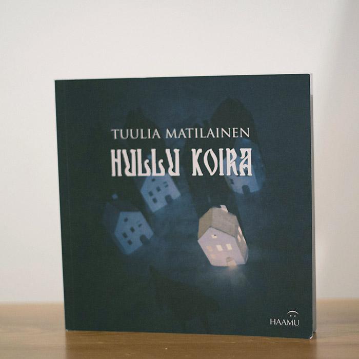 Hullu Koira - Book Artwork