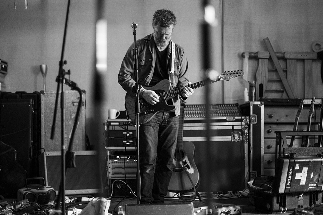Glen Hansard - The Frames rehearsal