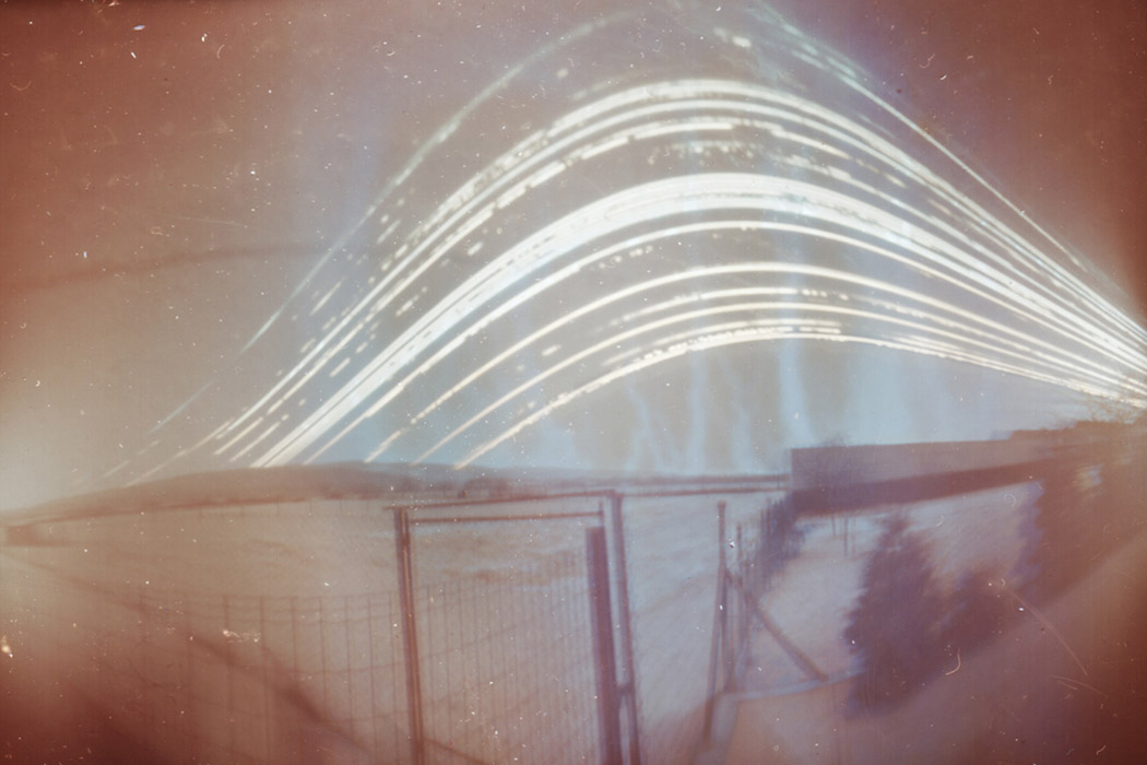 Solargraphy - 5 months exposure