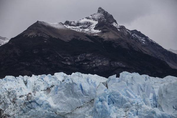 Perito Moreno glacier , Patagonia, Argentina,